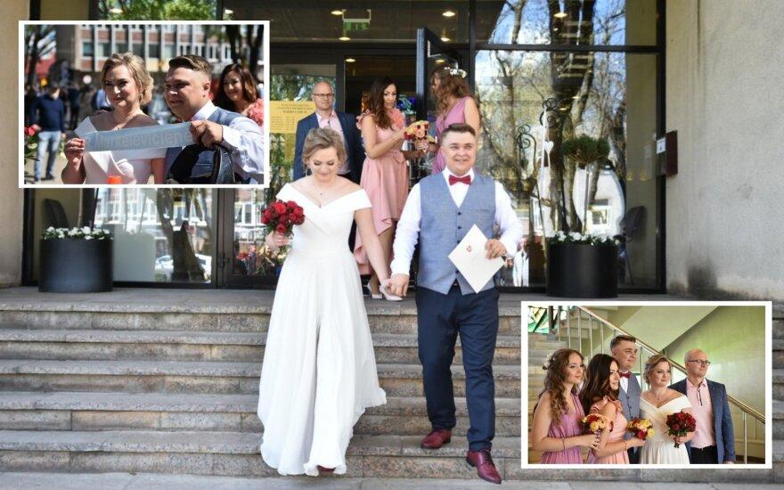 Panevėžyje vedė žurnalistas Tomas Markelevičius/ Foto: Rimvydas Ančerevičius