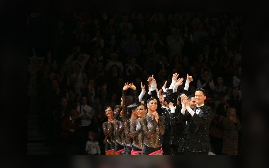 Europos Lotynų Amerikos šokių ansamblių čempionatas