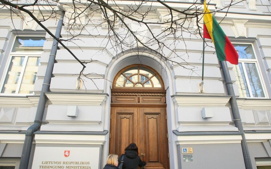 Lithuanian Ministry of Justice