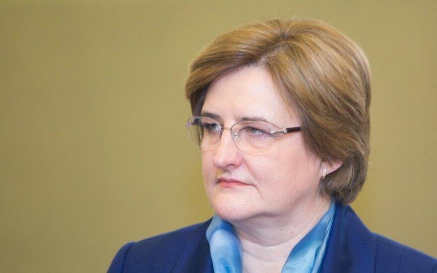 L.Graužinienė dėl referendumo kategoriška
