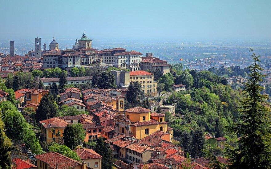 Tuziną kartų Italijoje viešėjusi lietuvė: į Milaną niekada nebegrįšiu