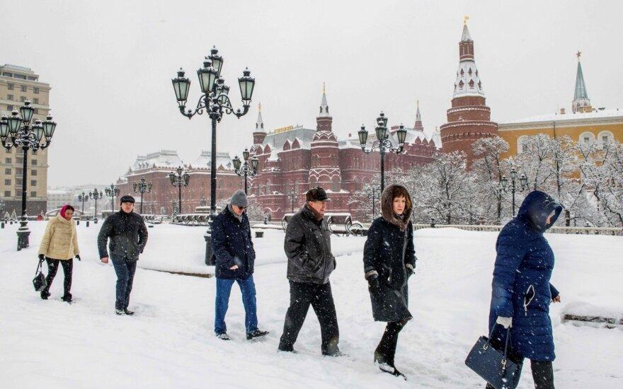 Ekspertai įvertino sankcijas Maskvai: May dar neišnaudojo visų galimybių