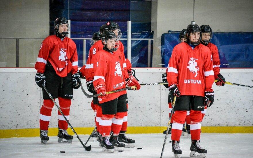 Lietuvos (U-18) ledo ritulio rinktinė