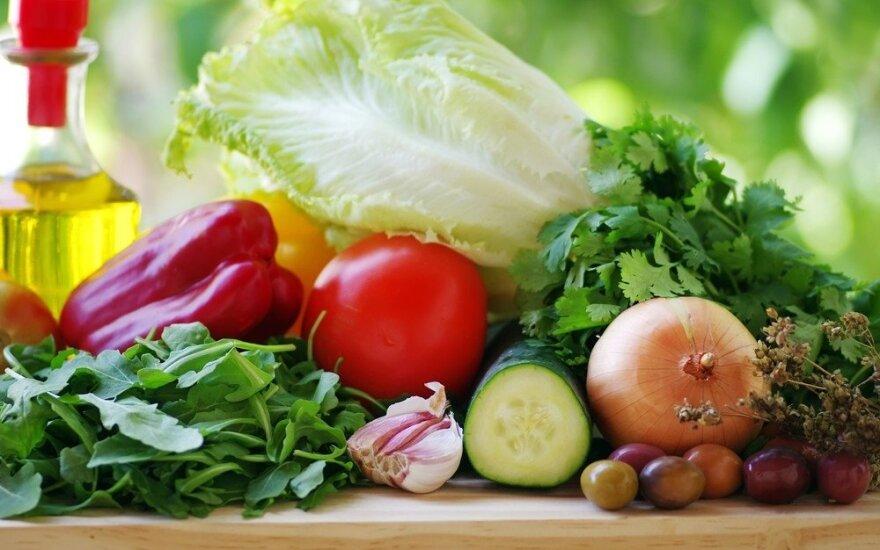 Mitybos planas, padėsiantis išvengti peršalimo ligų