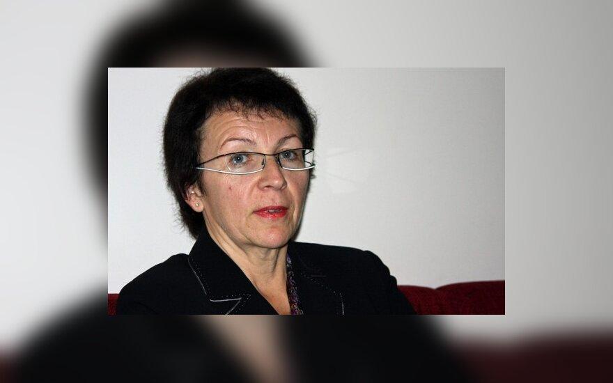 Garbės teismas nutraukė bylą V.Savickienei