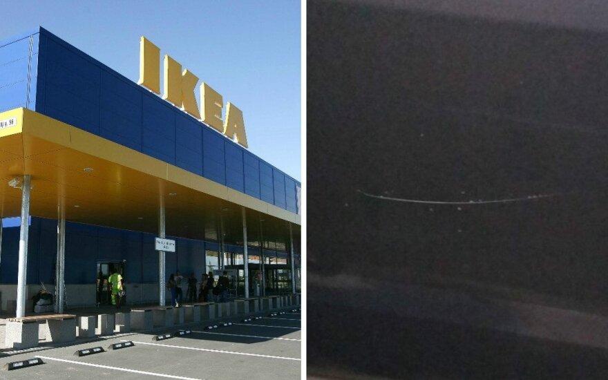 """Laiškas piktam dėdei, kurį sutikau """"Ikea"""" automobilių aikštelėje"""
