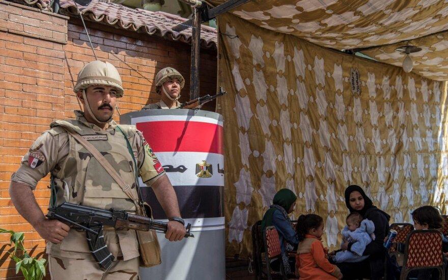 Politologas apie pokyčius Egipte: tai, kas ateina, yra itin blogai