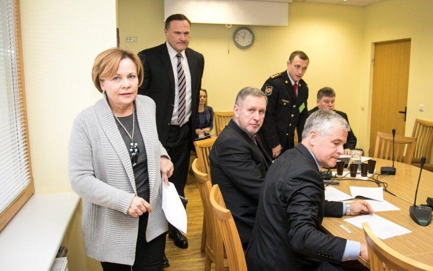 Parlamentinio tyrimo pabaiga: NSGK ketina balsuoti dėl išvadų