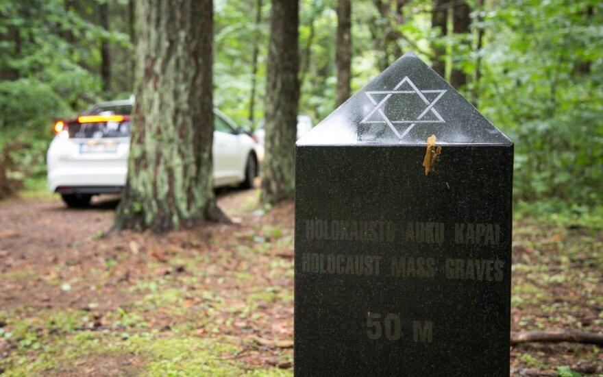 Vokiečių istorikas: pamirštama, kad žydų namus užėmė vietiniai