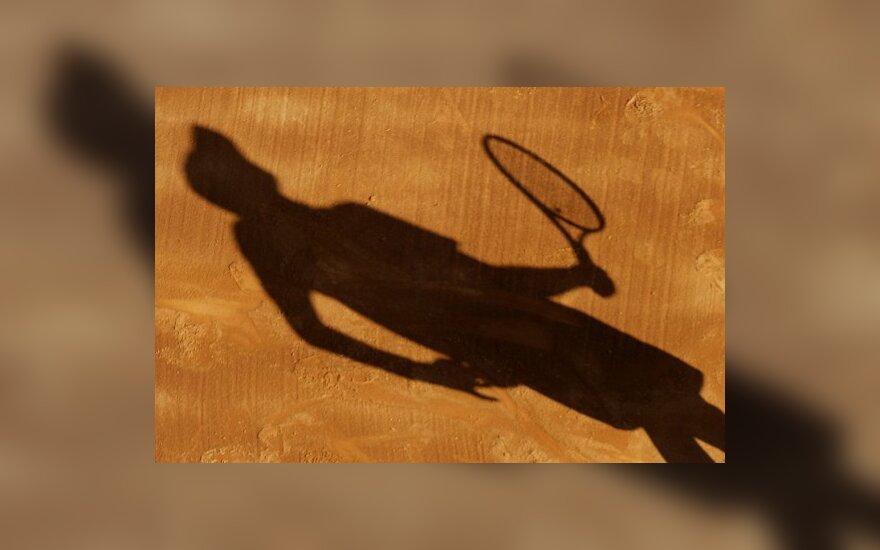 J.Gotovskis pateko į jaunių teniso turnyro Lenkijoje ketvirtfinalį