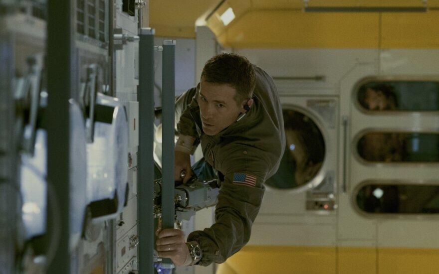 """Kadras iš filmo """"Gyvybė"""", Ryanas Reynoldsas"""