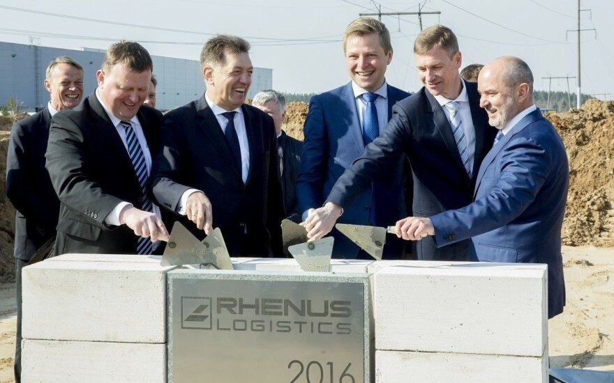 New €10m international logistics centre to open in Vilnius