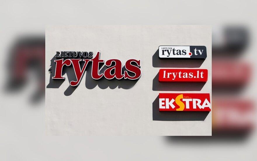 """""""Lietuvos ryto"""" akcininkai pritarė akcijų pardavimui """"Snorui"""""""