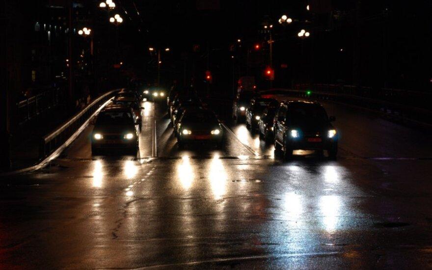 Ateityje nebebus prasto matomumo vairavimo sąlygų