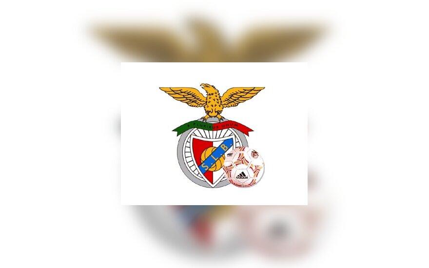 """""""Benfica"""" klubo herbas"""