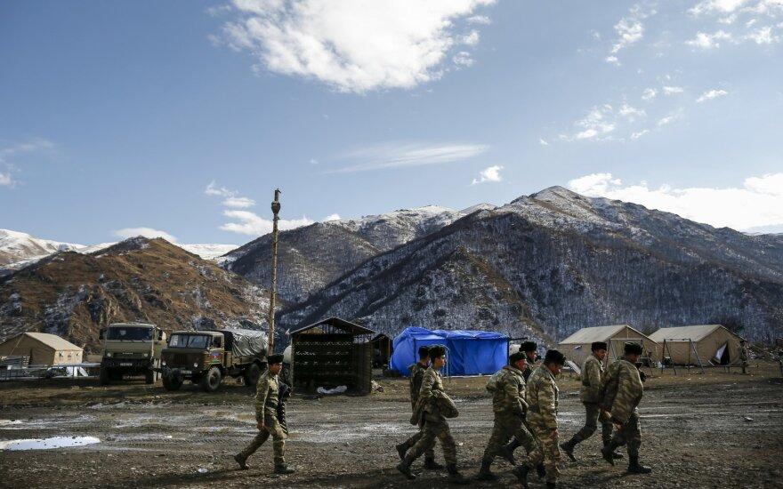 Azerbaidžanas: per kovas Kalnų Karabache žuvo 2 783 šalies kariai