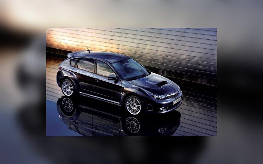 Subaru Impreza WRX STI PPP