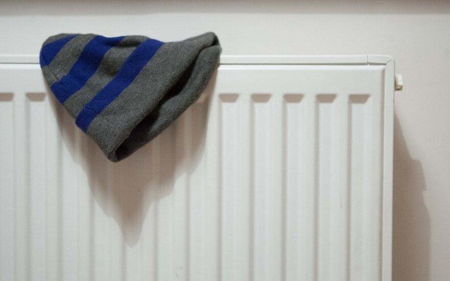 Savivaldybėse skelbiama šildymo sezono pradžia