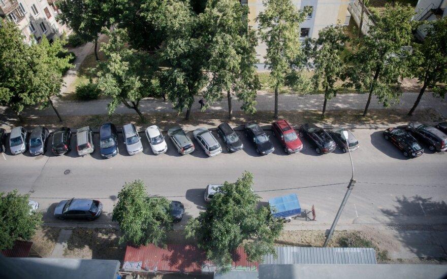 Karas prieš nedrausmingus vairuotojus: valstybinių numerių kartais geriau neviešinti