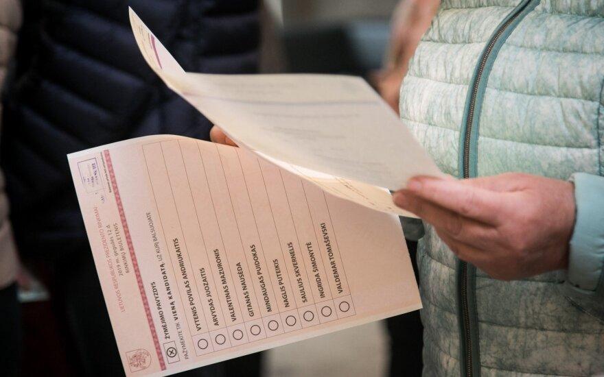 Užsienyje balsavę lietuviai liko nusivylę ir pikti: viena techninė klaida sukėlė sumaištį