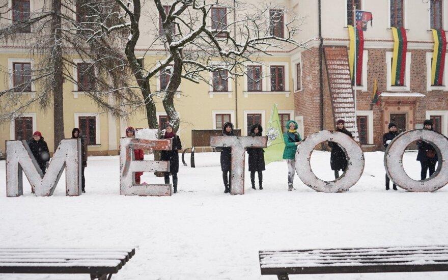 Vilniuje perskaityti užmirštų moterų vardai ir paskelbta Vasario 17-osios deklaracija