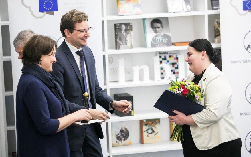 Už publikacijas DELFI apdovanoti Vilma Danauskienė ir Rimvydas Valatka