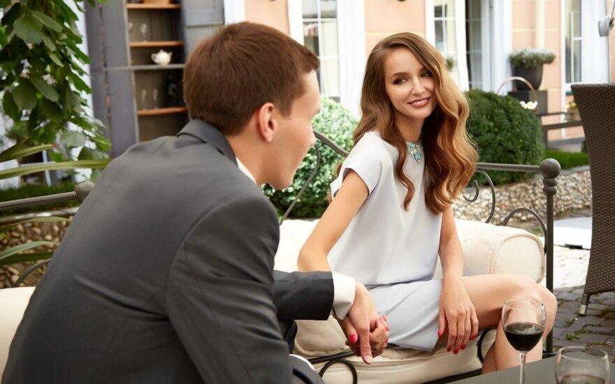 Priesakai vyrui: dešimt reikalavimų tobulam pasimatymui