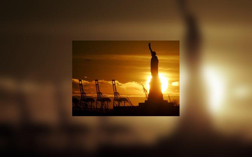 JAV simboliai, Niujorkas, Laisvės statula