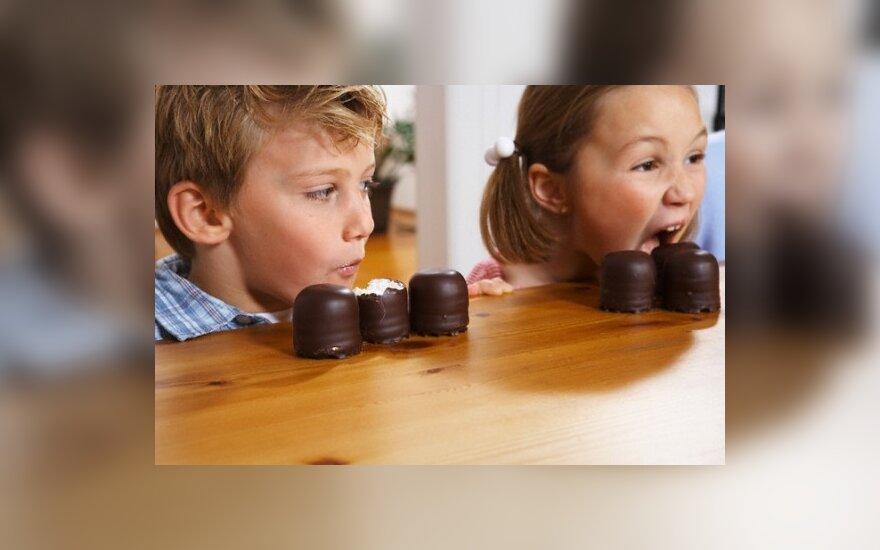 Suomijoje atsiras saldumynų mokestis