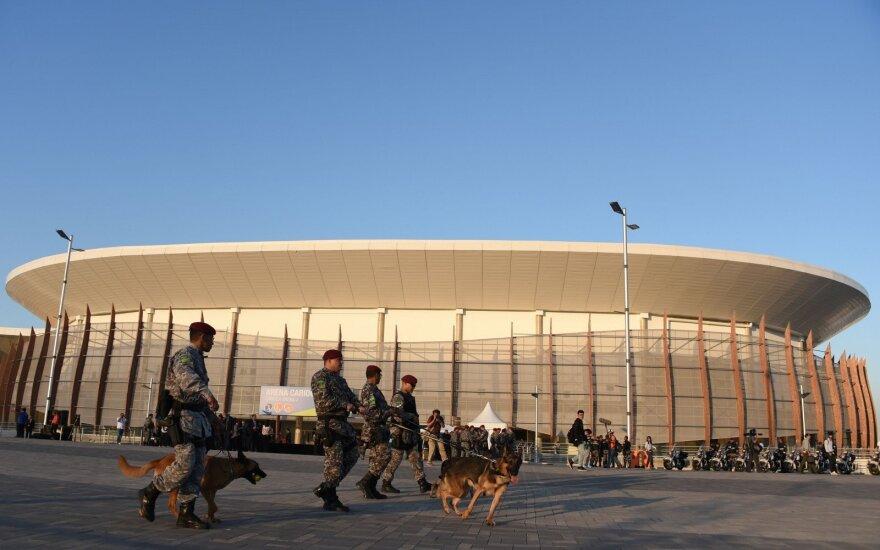 Rio de Žaneiro olimpinis kaimelis