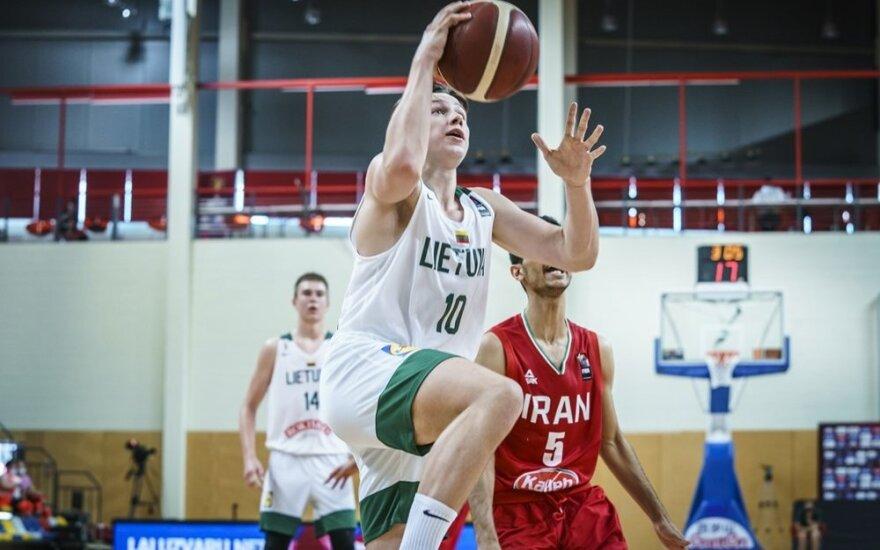 Lietuvos U19 krepšinio rinktinė