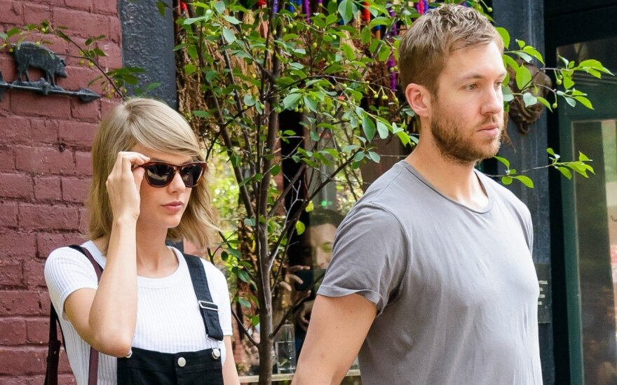 Taylor Swift ir Calvin Harris