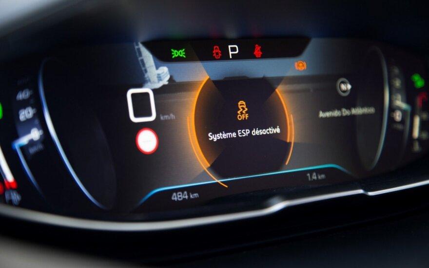 """Peugeot"" naujovės"