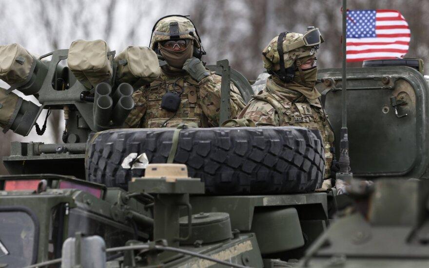 Next US envoy to Vilnius won't comment on permanent presence
