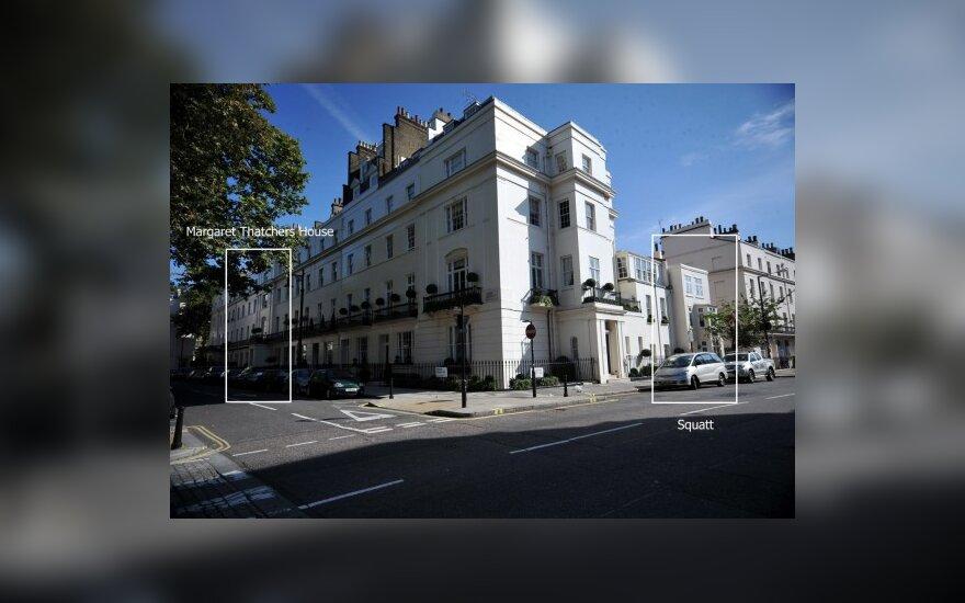 Brangiausioje JK gatvėje vidutinė namo kaina - 25 mln. Lt