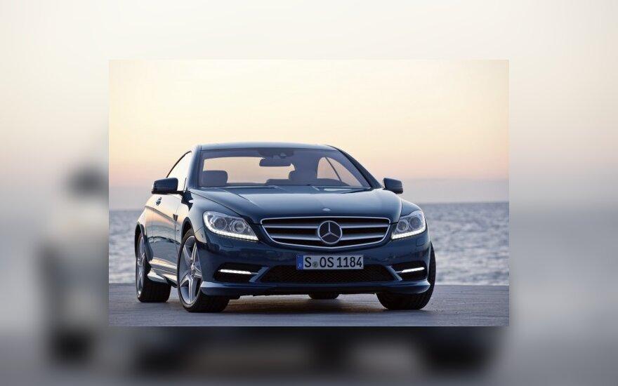 Mercedes-Benz CL kupė