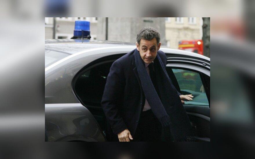 N.Sarkozy grasina atsistatydinsiąs iš Andoros kunigaikščio posto