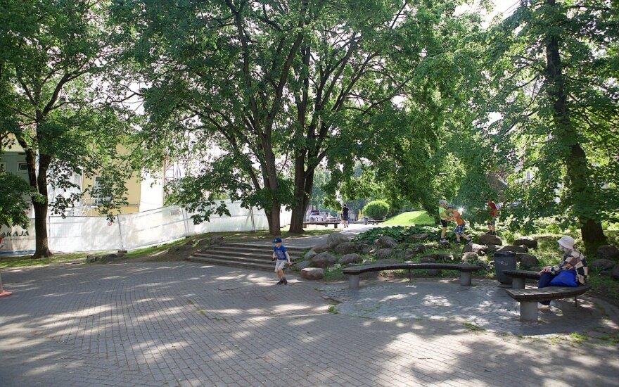 Vilnius to build 10 new public squares