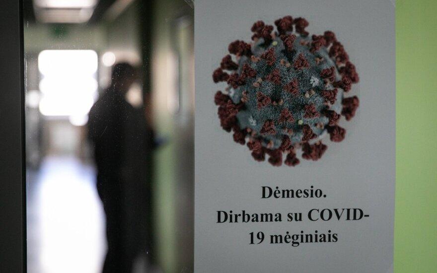 Nepaisant liūdnos pasaulinės COVID-19 statistikos, soc. tinkluose aiškina: viruso – nėra