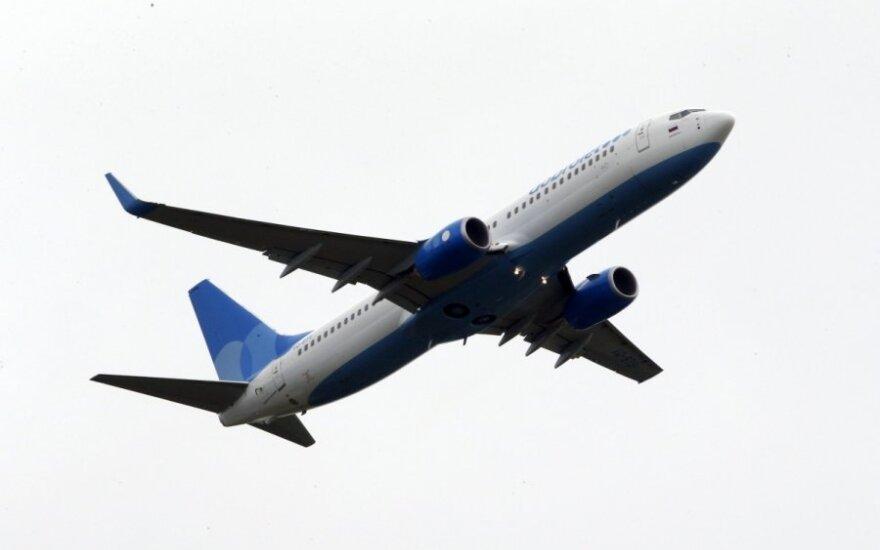 Rusijos skrydžių bendrovė  Dobrolet