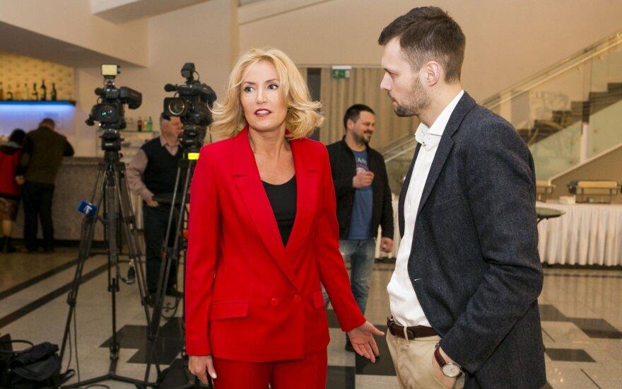 Širvintų rajono merė Živilė Pinskuvienė