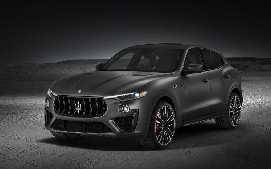 """""""Maserati Levante Trofeo"""""""