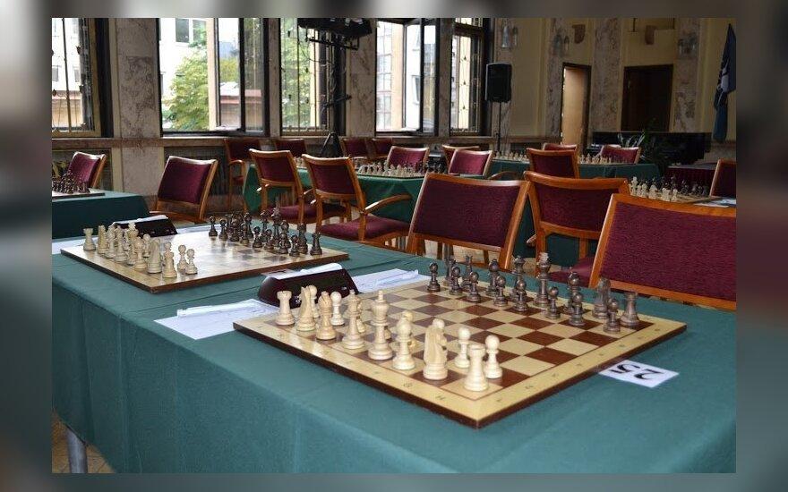 Kaune prasidėjo Europos mėgėjų šachmatų čempionatas
