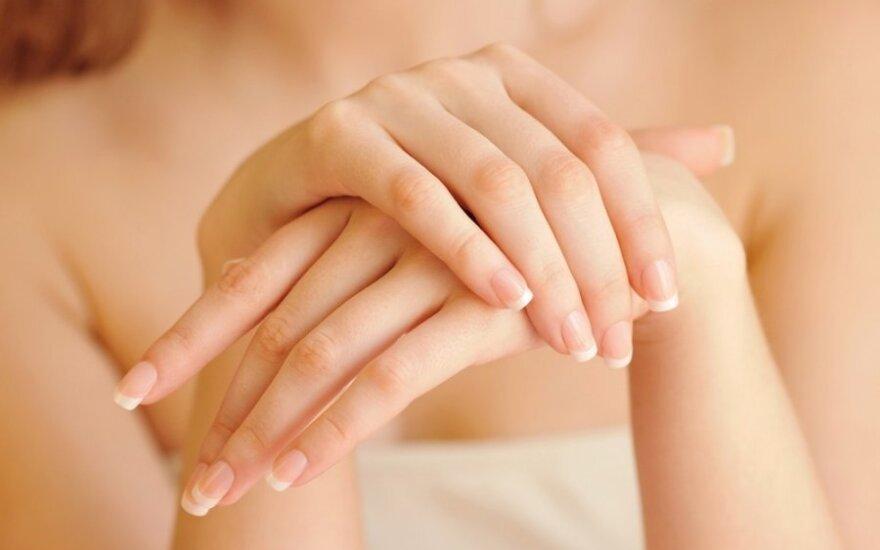 7 patarimai, kad rankos būtų gražesnės