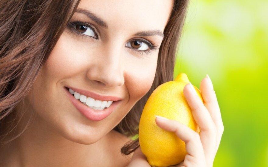 Vasarai - citrinų dieta