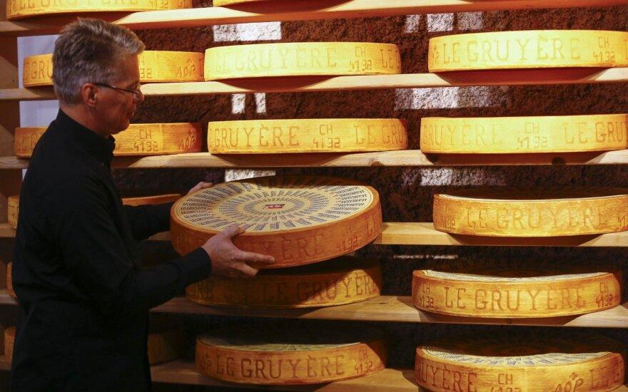 Griujero sūris