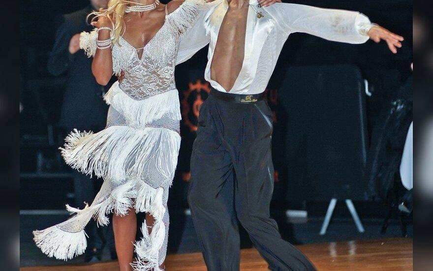 """Lotynų Amerikos šokių pasaulio čempionato finalas – tiesiogiai per """"SportoTV"""""""