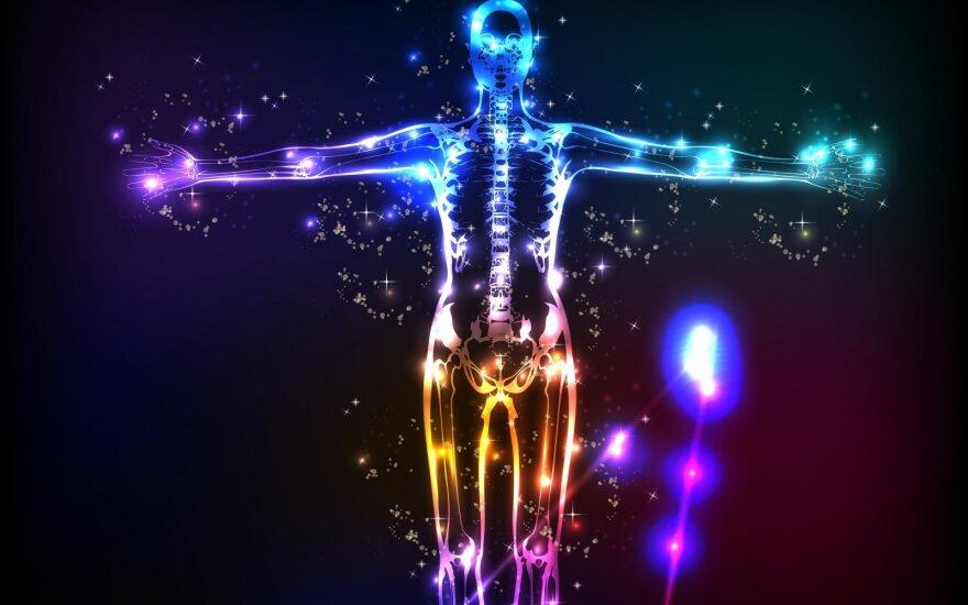 Sunku patikėti, bet daugiau kaip pusė jūsų kūno sudaro ne žmogaus ląstelės