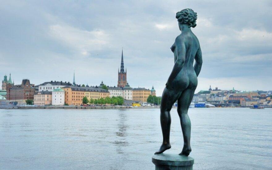 Švedijos ekonomikai įtaką darys euro krizės baigtis