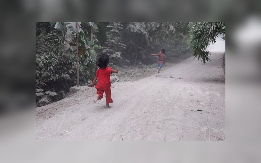 Indonezijoje gyvenantys lietuviai: to dar nesame matę